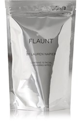 Cleanse By Lauren Napier The Flaunt Package Facial Cleansing Wipes X 15 Colorless
