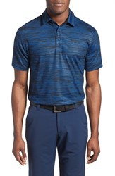 Men's Under Armour 'Playoff' Short Sleeve Polo Squadron Black