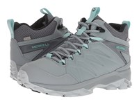 Merrell Thermo Freeze 6 Waterproof Monument Hiking Boots Gray