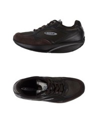 Mbt Low Tops And Trainers Dark Brown