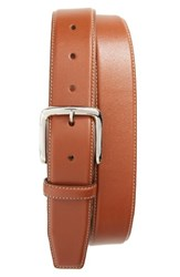 Cole Haan Men's Leather Belt Cognac