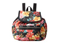 Le Sport Sac Mini Voyager Romantics Black Handbags Multi