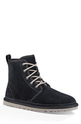 Ugg Harkley Lace Up Boot True Navy