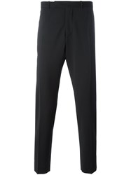 Diesel Black Gold Classic Tailored Trousers Black