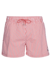 Hom Marine Chic Raye Swimming Shorts Redlight Combination