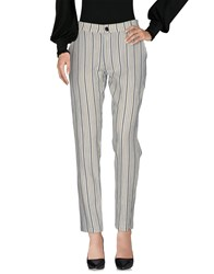 Leon And Harper Casual Pants Ivory