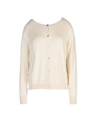 People Tree Cardigans Ivory