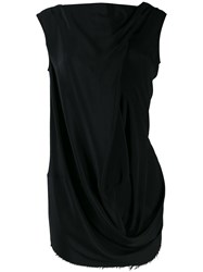 Rick Owens Ruched Effect Tunic 60
