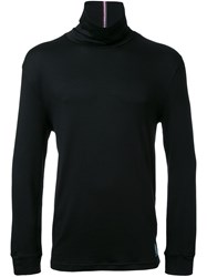 Guild Prime Turtleneck T Shirt Black