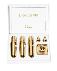 Christian Dior Limited Edition L'or De Vie La Cure Vintage Coffret