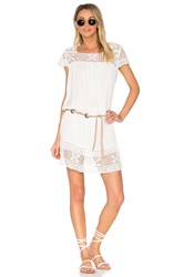 Spell And The Gypsy Collective Sunday Feels Mini Dress White