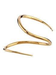 Charlotte Chesnais Eden Gold Plated Palm Cuff