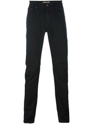 Burberry Straight Jeans Black