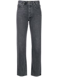 Gold Sign Goldsign The Benefit Jeans Grey