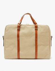 Southern Field Industries Briefcase In Sand