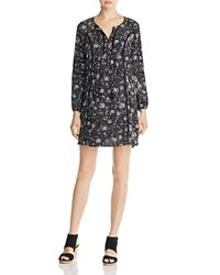 Daniel Rainn Tassel Tie Dress Black