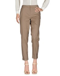 I Blues Casual Pants Light Brown