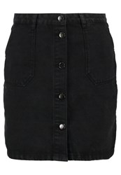 Dorothy Perkins Mini Skirt Navy Blue Dark Blue