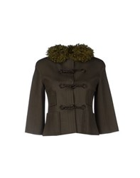 Maurizio Pecoraro Coats And Jackets Jackets Women