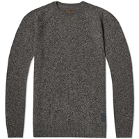 Barbour Staple Crew Neck Charcoal