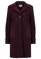 Mintandberry Classic Coat Navy Blazer Windsor Wine Dark Blue