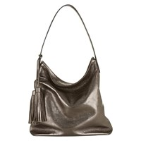 Hobbs Winchester Hobo Bag Metallic