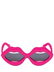 Yazbukey Lips Acetate Sunglasses