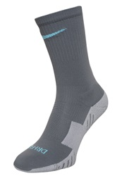 Nike Performance Stadium Crew Sports Socks Grau Grey
