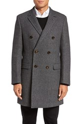 Ted Baker Men's London Roswell Wool Blend Overcoat