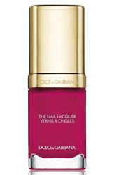 Dolce And Gabbana Beauty 'Summer In Italy The Nail Lacquer' Liquid Nail Lacquer Cyclamen 234