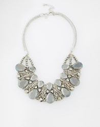 Coast Herme Necklace Gunmetal