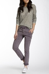 Level 99 Becca Slim Trouser Purple