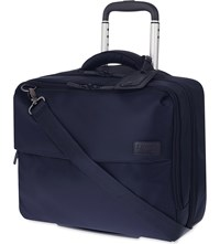 Lipault Plume Business Rolling Tote Navy