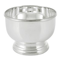 Ralph Lauren Home Durban Nut Bowl Silver
