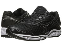 Mizuno Wave Enigma 6 Black Dark Shadow Silver Men's Running Shoes