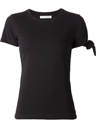 J.W.Anderson J.W. Anderson Knot Detail T Shirt Black