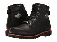 Harley Davidson Vista Ridge Black Men's Lace Up Boots