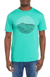 O'neill Men's Currents Graphic T Shirt