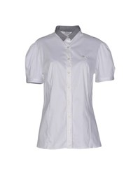 Fay Shirts Shirts Women White