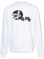 Mostly Heard Rarely Seen Baller Be Killin' It Hoodie Cotton M White