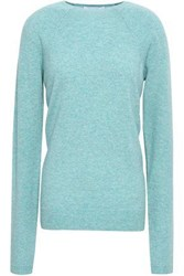 Duffy Cashmere Sweater Turquoise