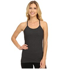 Beyond Yoga Slim Racerback Cami Heather Gray Women's Sleeveless