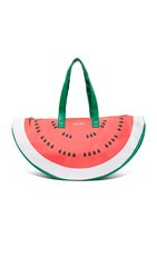Ban.Do Watermelon Super Chill Cooler Bag Red Green