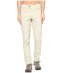 Royal Robbins Discovery Pencil Pant Sandstone Women's Casual Pants Beige