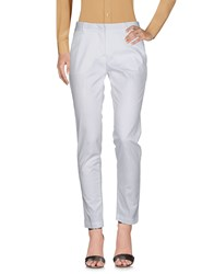 Perfection Casual Pants White