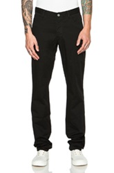 Maison Kitsune Maison Kitsune Casual Cotton Pants In Black