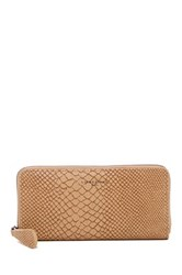 Liebeskind Sallyb Leather Wallet Beige