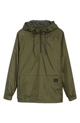 Imperial Motion Nct Bezel Packable Anorak Olive