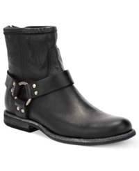 Frye Women's Phillip Harness Short Booties Women's Shoes