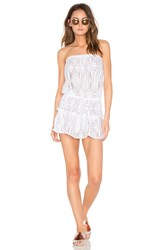 Milly Becca Cover Up White